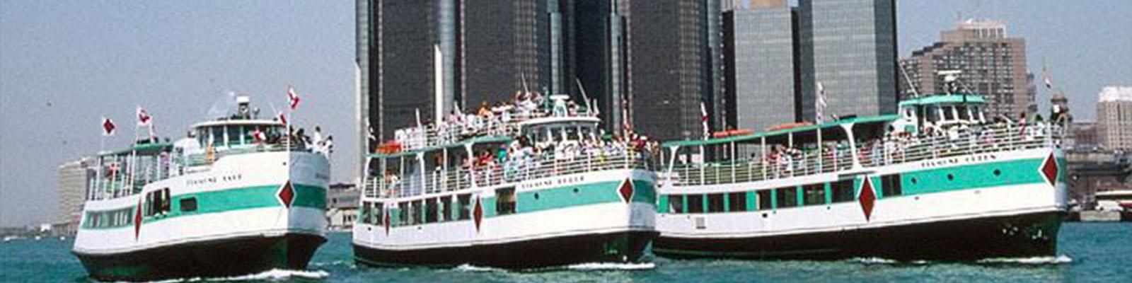Diamond Jack River Cruise